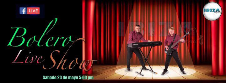 IBIZA - live bolero