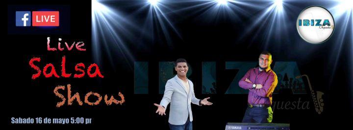 IBIZA - Live salsa